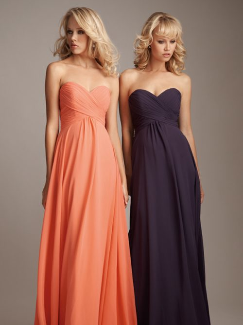 1221 Allure Bridesmaid Dress