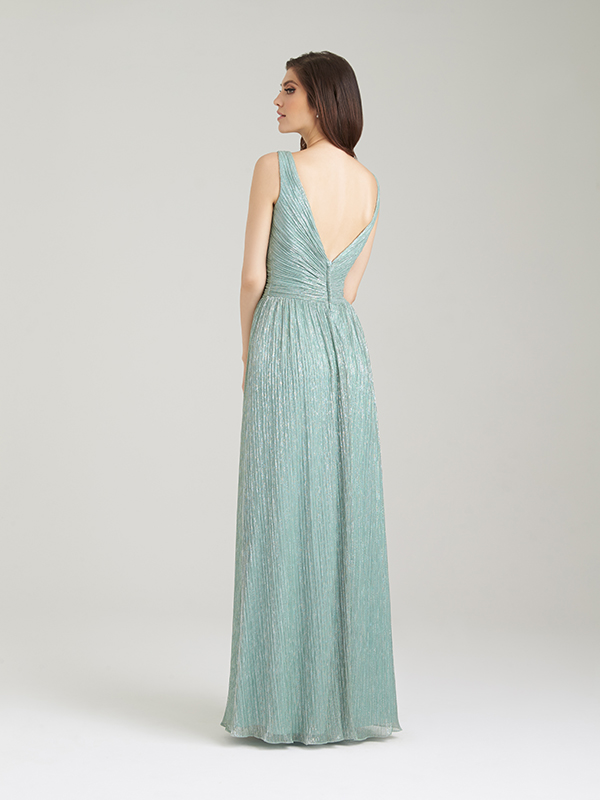 1476 Allure Bridesmaid Vintage Inspired Dress