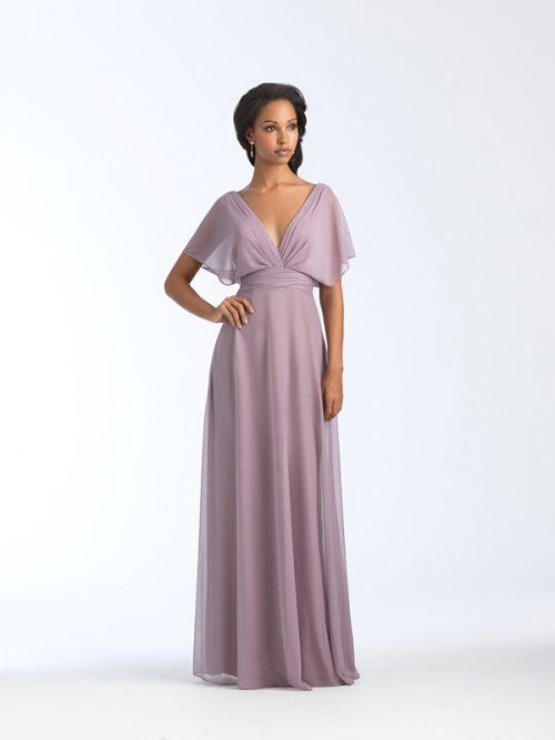 Tucked 1562 Allure Bridesmaid Dress