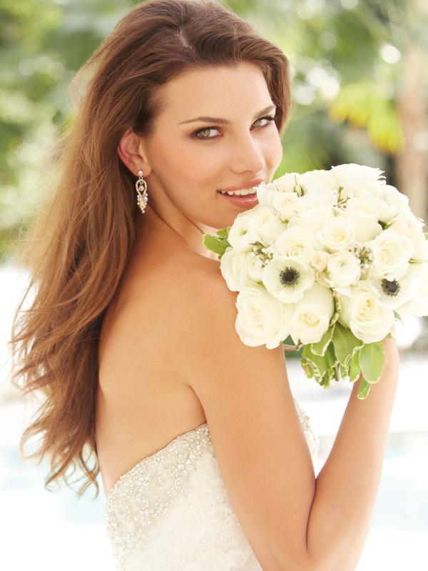 2667 Allure Romance Classic Wedding Dress