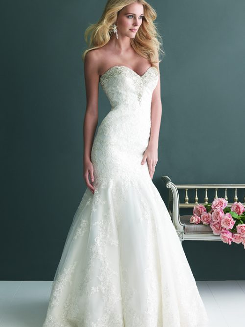 2667 Allure Romace Bridal Gown