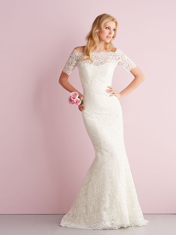 2700 Allure Romace Wedding Dress