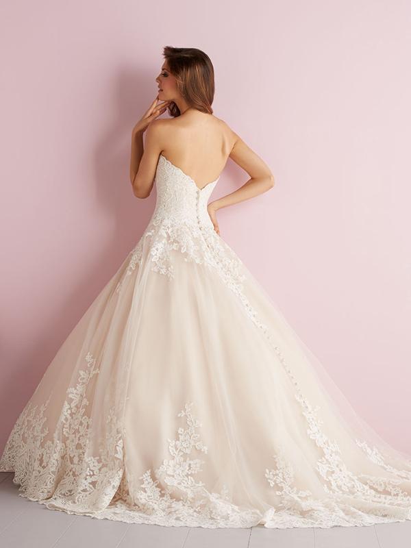 2701B Allure Romance Classic Ballgown