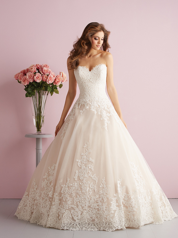 2701 Allure Romance Bridal Gown