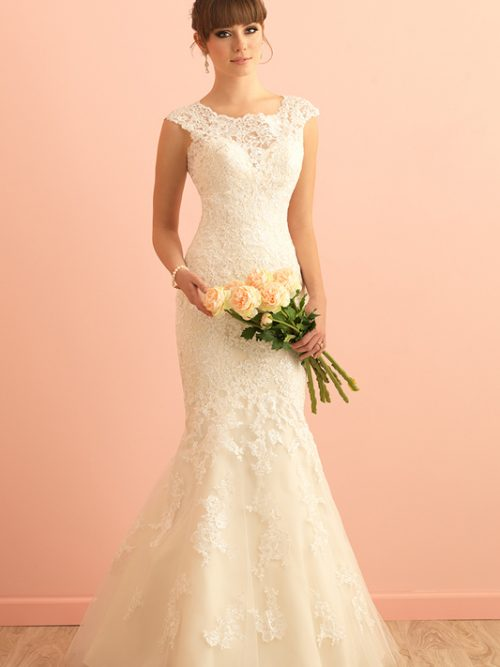 2864 Allure Romance Bridal Gown