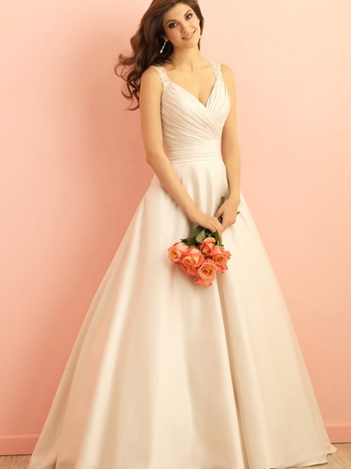 2865 Allure Romance Classic Bridal Gown