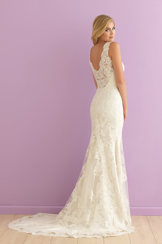 2901 Allure Romance Modern Bridal Gown