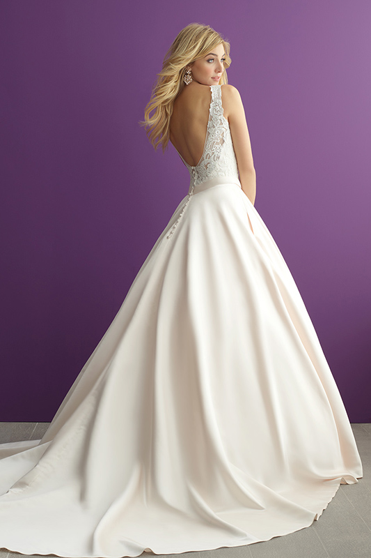 2951 Allure Romance Classic Bridal Gown