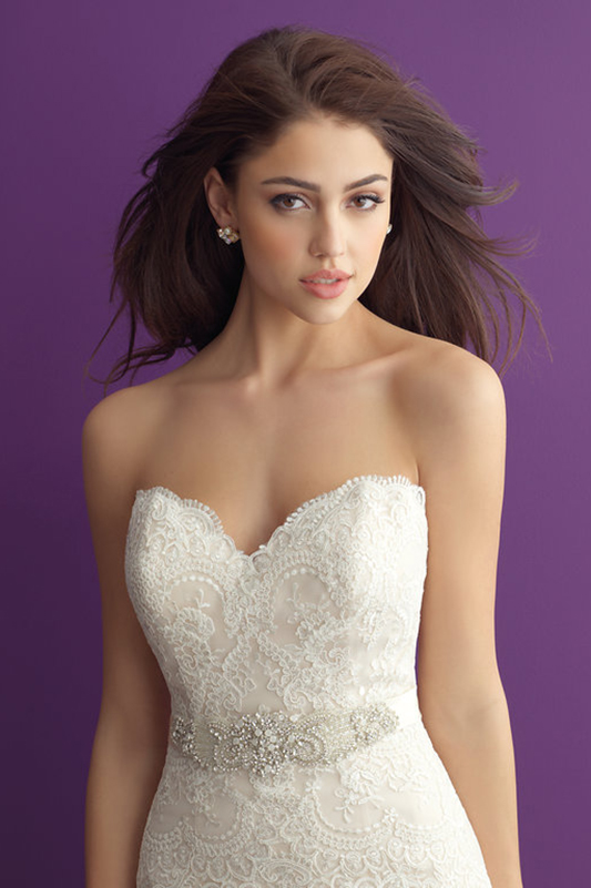 2952 Allure Romance Bridal Gown