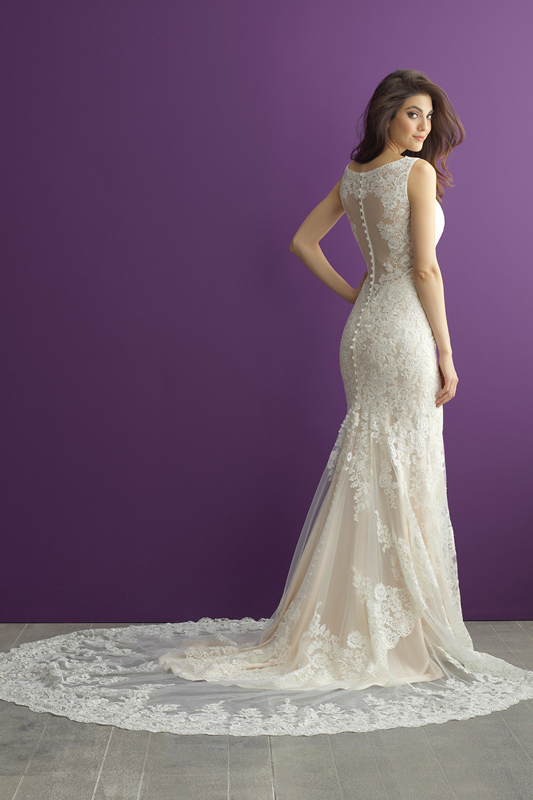 2956 Allure Romance Wedding Dress