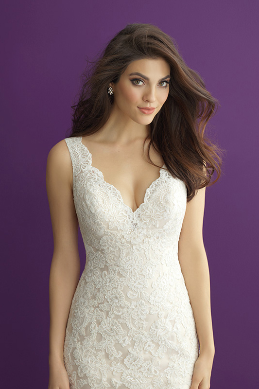 2956 Allure Romance Classic Bridal Gown