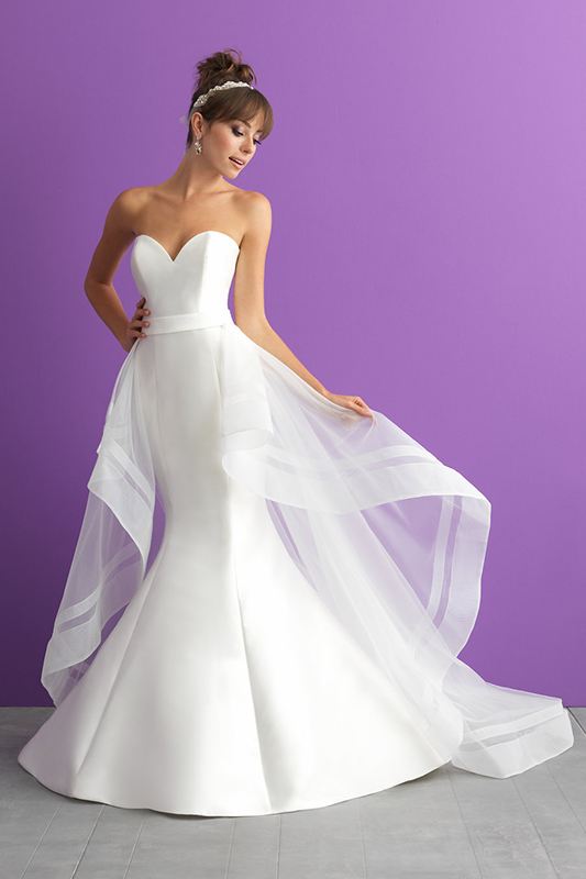 3000 Allure Romance Designer Bridal Gown