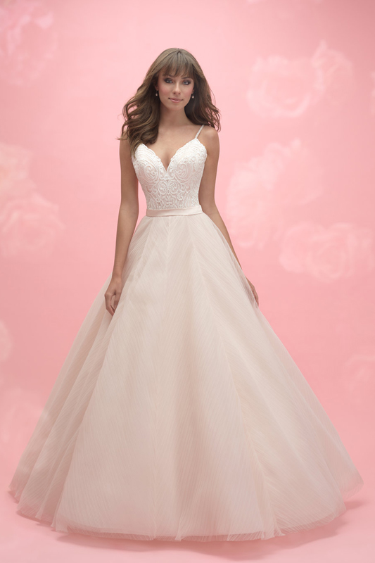 3050 Allure Romance Classic Bridal Gown