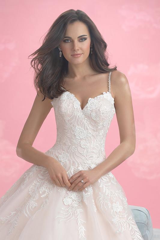 3053 Allure Romance Bridal Gown