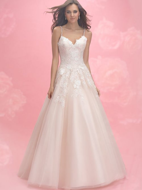 3053 Allure Romance Classic Bridal Gown