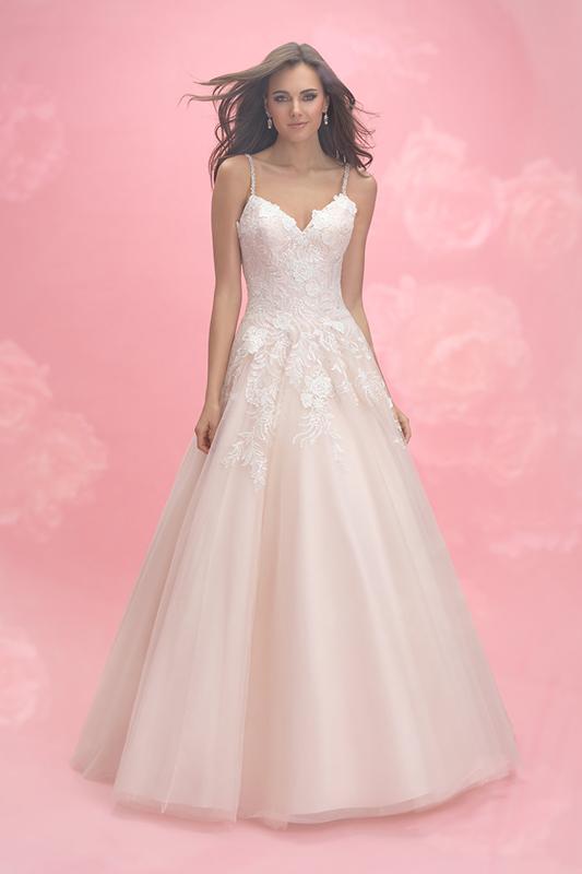 3053 Allure Romance Classic Bridal Gown