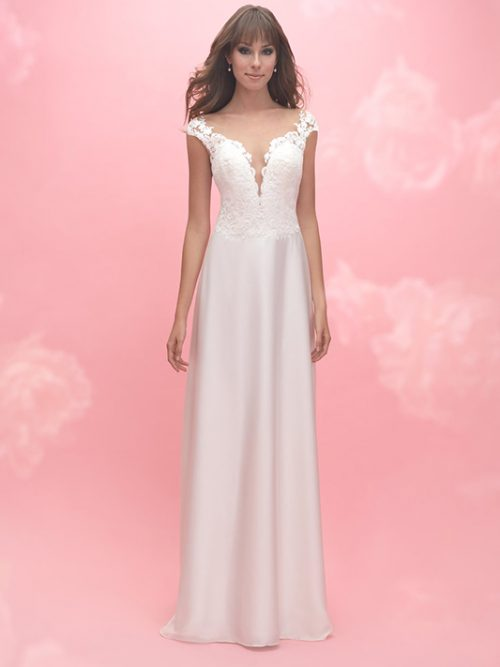 3054 Allure Romance Bridal Gown