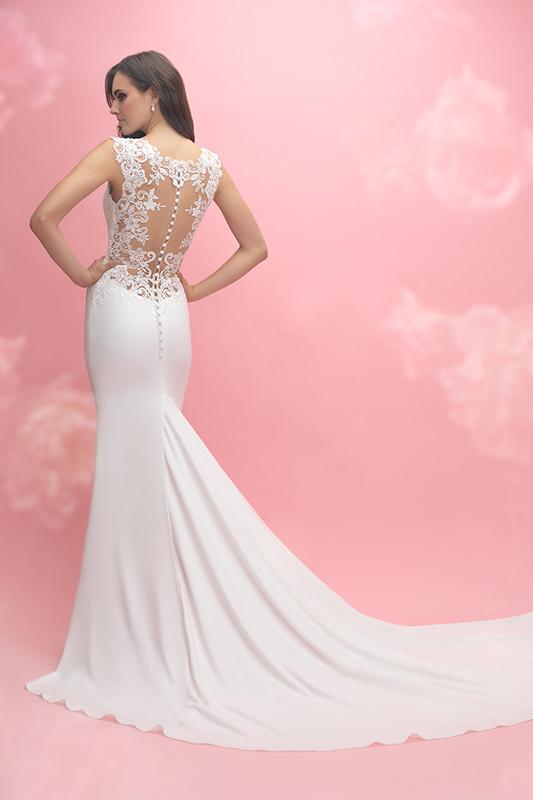3058 Allure Romance Modern Bridal Gown