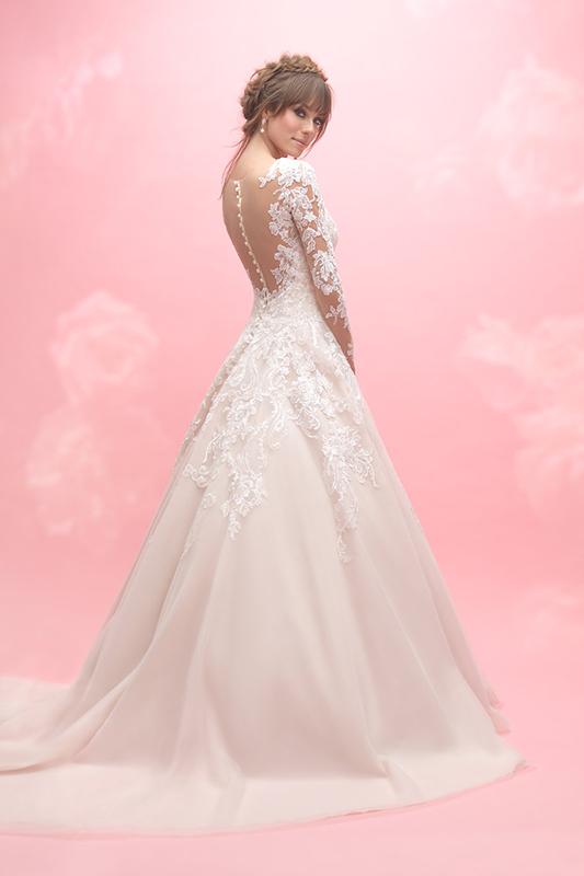 3059 Allure Romance Elegant Bridal Gown
