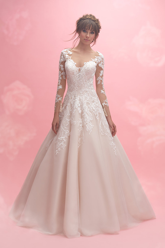 3059 Allure Romance Classic Bridal Gown