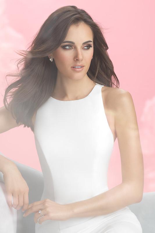 3063 Allure Romance Designer Bridal Gown