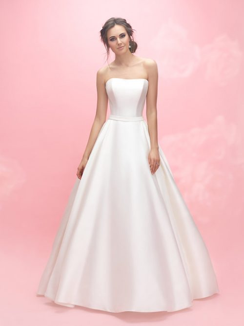 3065 Allure Romance Classic Bridal Gown