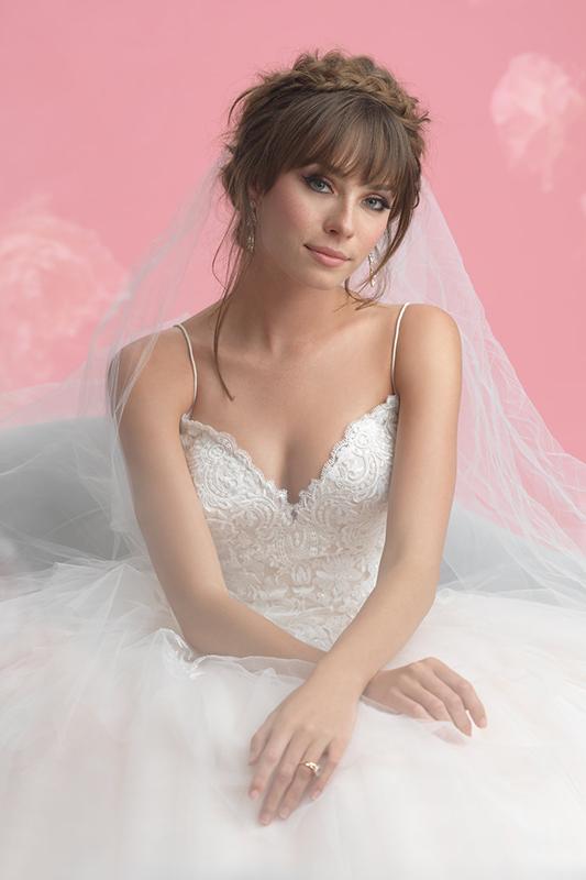 3067 Allure Romance Designer Bridal Gown