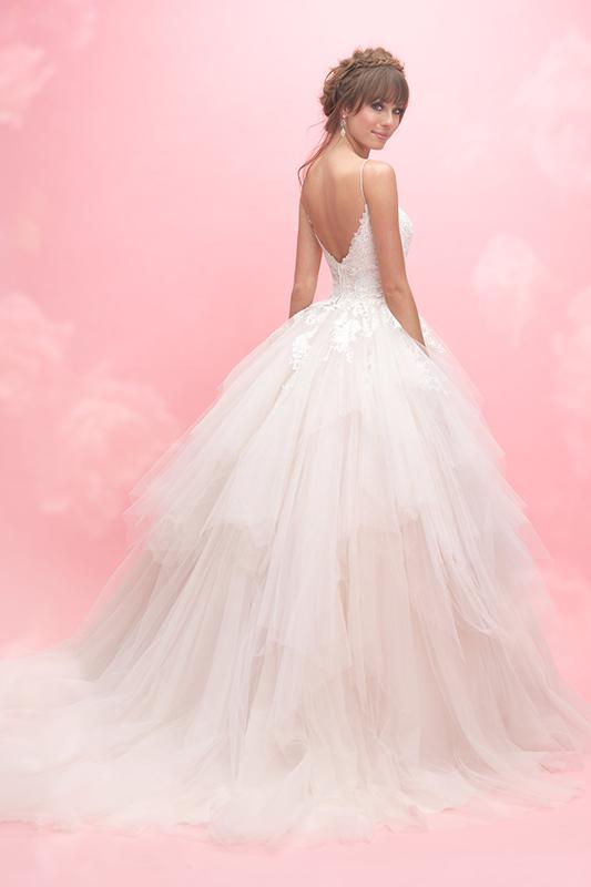 3067 Allure Romance Ballgown