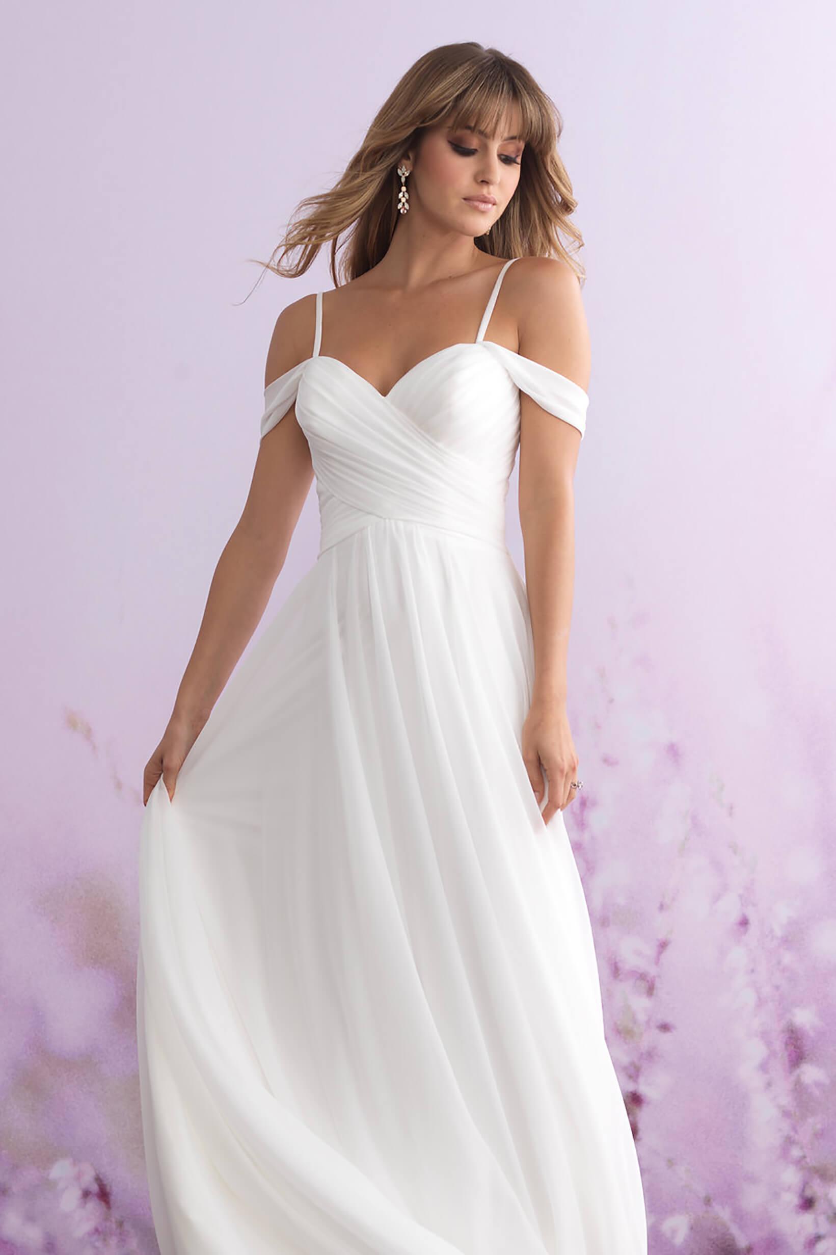 3105 Allure Romance Modern Princess Bridal Gown