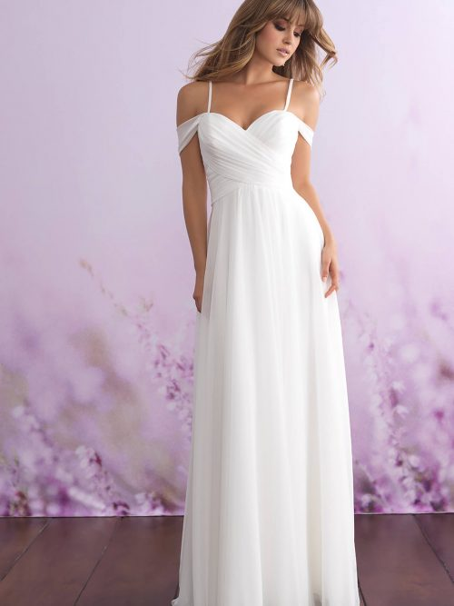 3105 Allure Romance Modern Bridal Gown