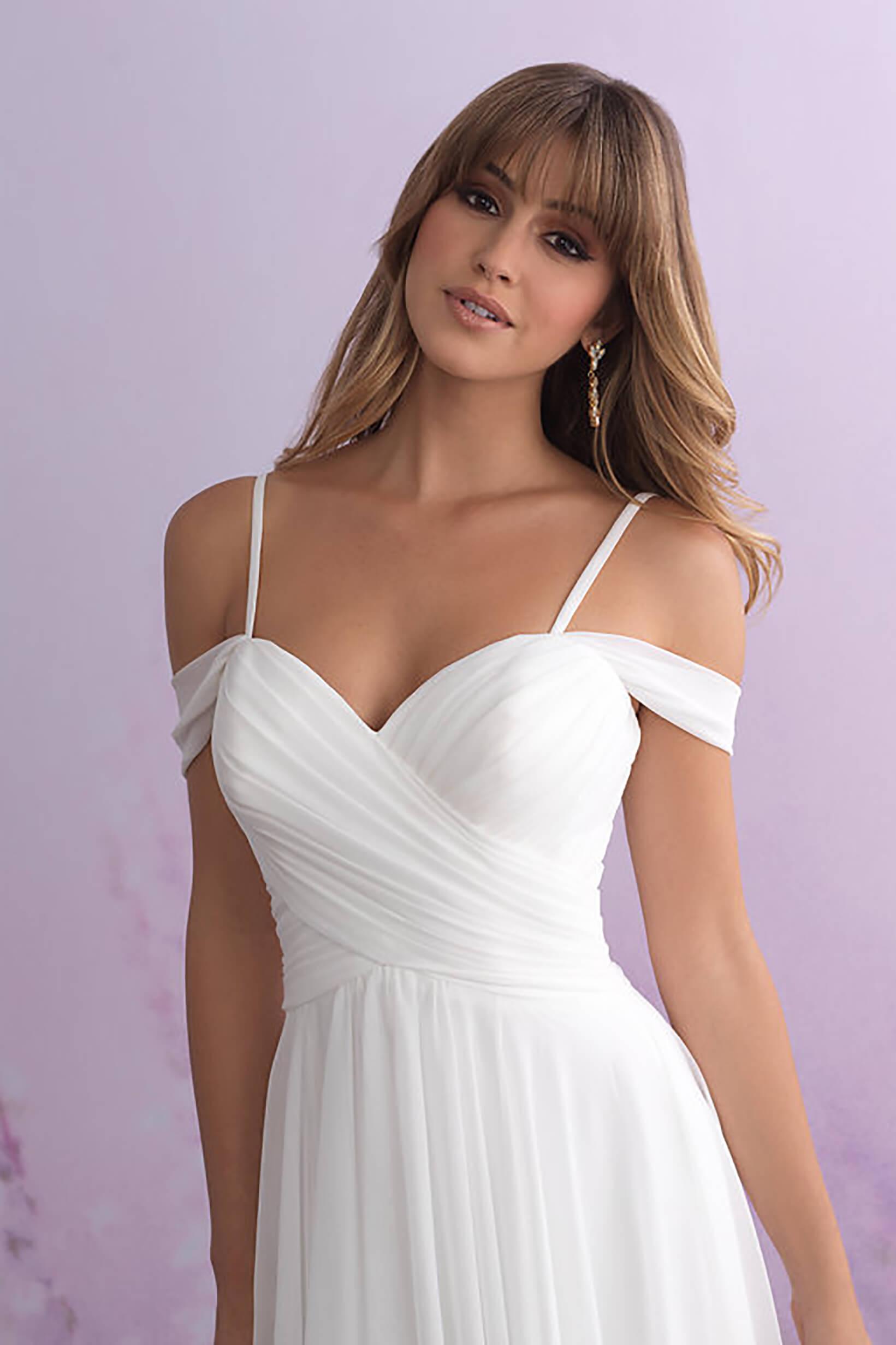 3105 Allure Romance Princess Line Bridal Gown