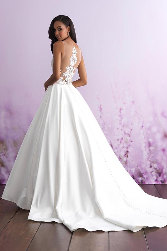 3112 Allure Romance Princess Line Bridal Gown