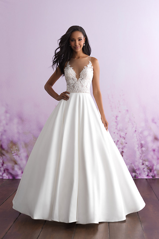 3112 Allure Romance Modern Bridal Gown