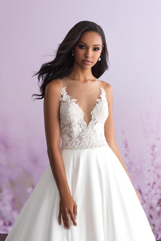 3112 Allure Romance Modern Princess Bridal Gown