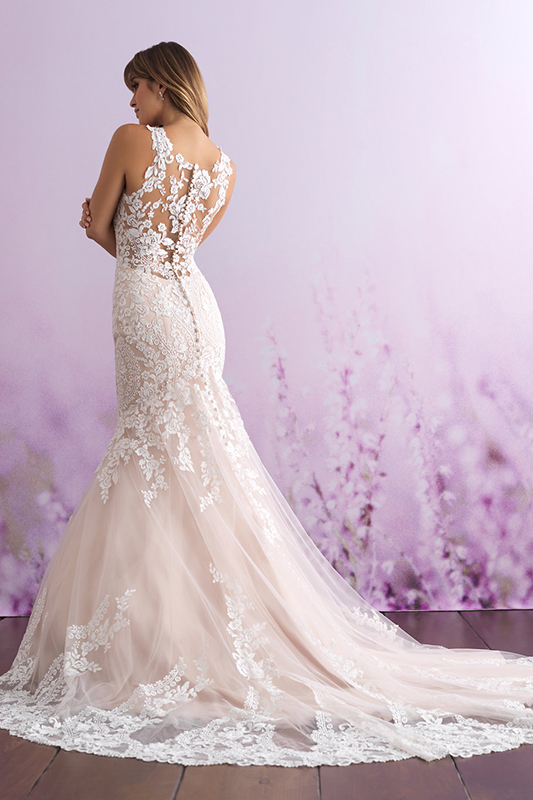 3115 Allure Romance Fit and Flare Bridal Gown