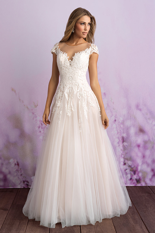 3117 Allure Romance Classic Bridal Gown