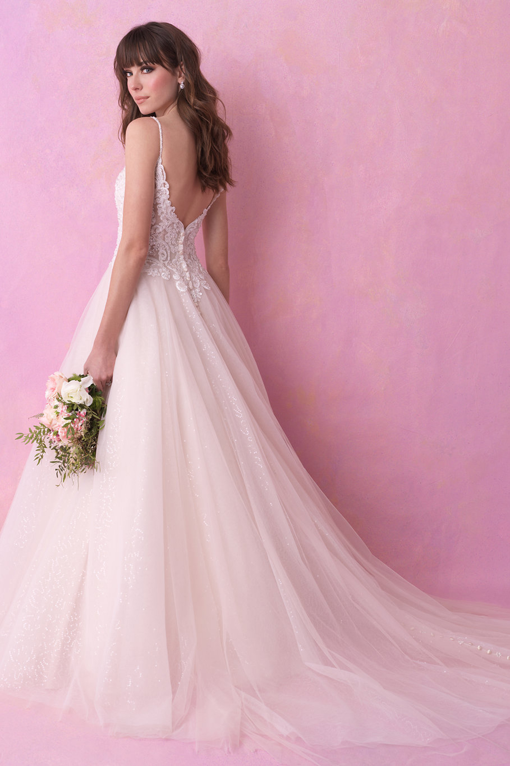 3150 Allure Romance Ballgown