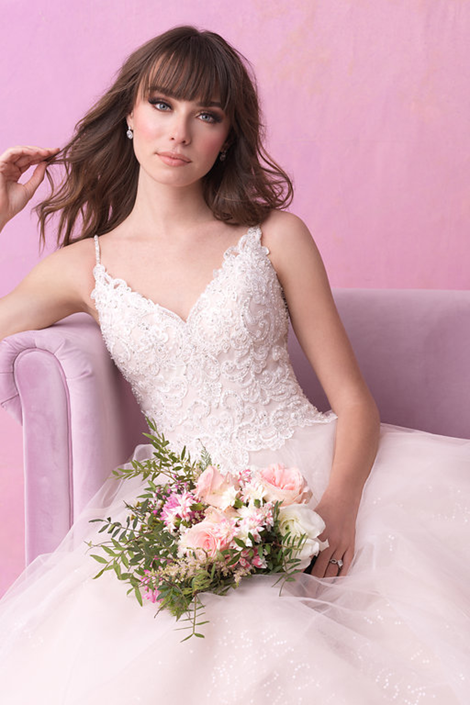 3150 Allure Romance Classic Bridal Gown