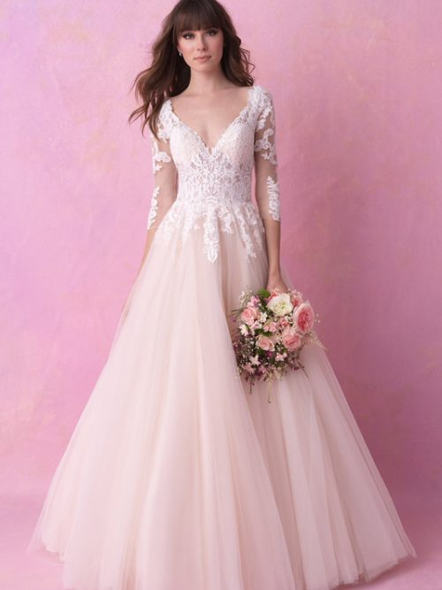 3154 Allure Romance Classic Bridal Gown