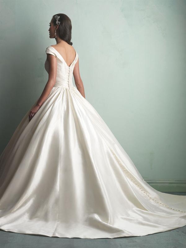9155 Allure Bridals Ballgown
