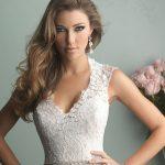 9162 Allure Bridals Elegant Ballgown
