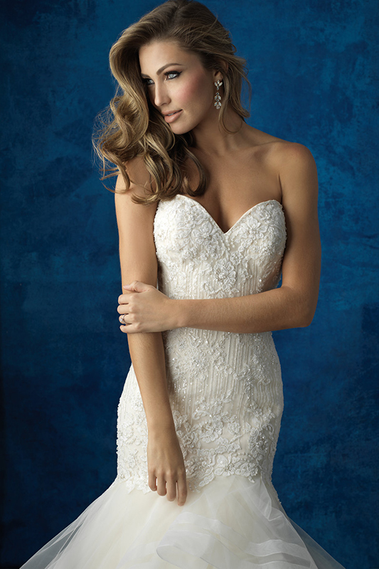 9364 Allure Bridals Wedding Dress