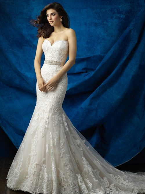 9368 Allure Bridals Wedding Dress