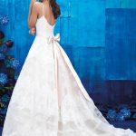 9400 Allure Modern Wedding Dress