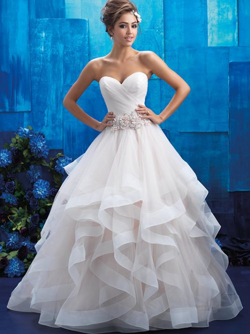 9408 Allure Bridals Wedding Dress
