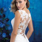 9422 Allure Sheath Wedding Dress