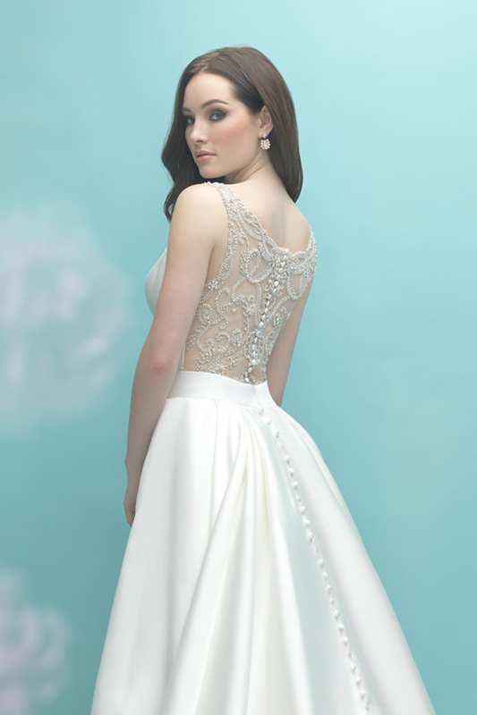 9451 Allure Bridals Bridal Gown