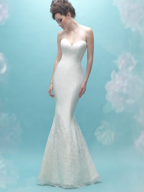 9458 Allure Modern Wedding Dress