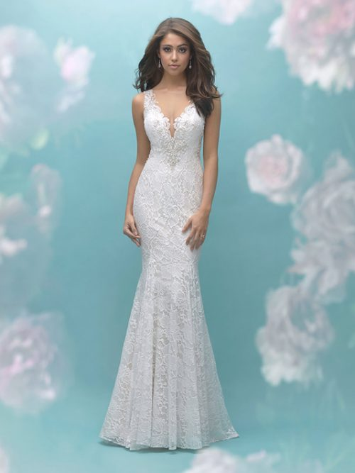 9460 Allure Wedding Dress