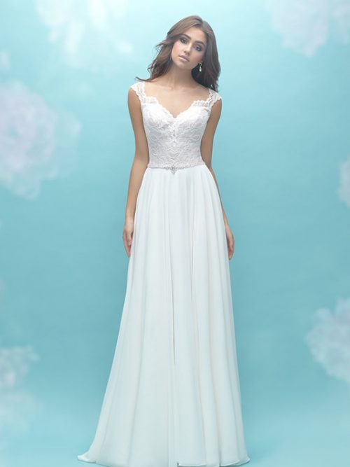 9467 Allure Bridals Classic Wedding Dress